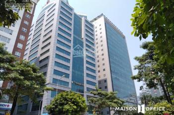 Cho thuê văn phòng phố Duy Tân tòa Việt Á 200m - 0943 881 591