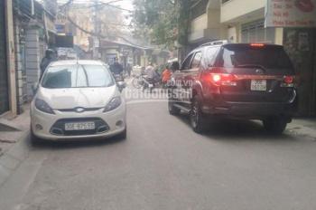 Bán nhà mặt phố Vĩnh Phúc, kinh doanh, vỉa hè, ô tô 2 chiều, giá 9.5 tỷ
