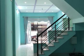 Bán căn nhà 1 trệt, 1 lầu hẻm ô tô đường Số 30, P. Linh Đông, Thủ Đức, giá: 4.1 tỷ. 0938288511