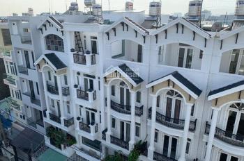Bán nhà hẻm 10m khu đồng bộ 364 Dương Quảng Hàm, Gò Vấp. DT: 7.3x14m, xây kiểu biệt thự 3 lầu
