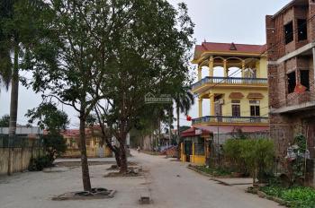 Lô góc 140m2 thôn Đồng Tỉnh, đường trước mặt 7m. Kinh doanh đỉnh