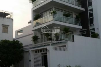 Cho thuê nhà mặt tiền đường số Trần Não, Q2, DT 10x21m hầm 2 lầu 5PN, 6WC 49tr/th. 0937334693