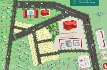 Bán đất sổ đỏ gần Tân Kỳ Tân Quý trong khu dân cư đông đúc trường học, UBND, chợ chỉ vài bước chân