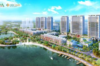 Shophouse Long Biên, 13.5 tỷ, view hồ điều hòa, cách cầu Chương Dương 10 phút lái xe, CC 0813866386