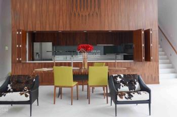 Cho thuê biệt thự villa phường Thảo Điền, Quận 2 DT 7x20m 2 lầu 4 phòng 5WC. Giá 37tr/th 0937334693