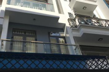 Cho thuê nhà mặt tiền Quang Trung, P. 10, Gò Vấp, DT 7x8m. Giá 40 triệu/tháng