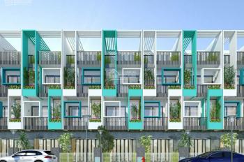 Mở bán nhà phố liền kề D - Village Quận Thủ Đức MT Quốc Lộ 13 liền kề KĐT Vạn Phúc. Giá 6.4 tỷ