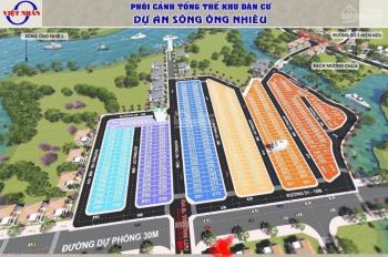 Chính chủ bán lô đất mặt tiền đường 12m đường 1 Cầu Ông Nhiêu, Long Trường, giá tốt nhất thị trường