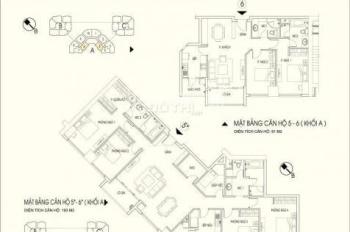 Chính chủ bán căn N04 Hoàng Đạo Thúy DT 155,4m2. Giá rẻ CC: 0983 262 899