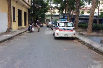 Nhà đất mặt phố Định Công, ô tô tránh, mặt tiền 10m, 100 m2