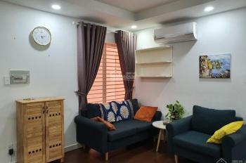 Bán căn Khuông Việt 1 phòng ngủ view Quận 1, full nội thất lầu cao - LH 0983 094 602