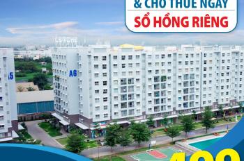 Bán căn hộ Ehome 3, Võ Văn Kiệt quận Bình Tân, nhận nhà ở và cho thuê, có sổ hồng riêng. 0907404455