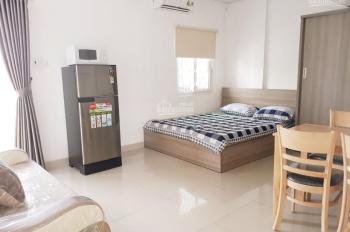 Cho thuê căn hộ dịch vụ Nguyễn Văn Thương (D1), Phường 25, Bình Thạnh 20m2 full nội thất 5tr/th