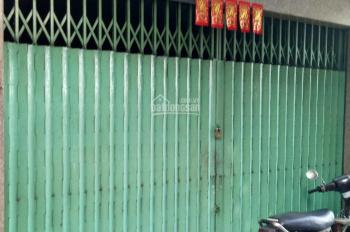 Cho thuê nhà mới hẻm khu chợ sầm uất nguyên căn diện tích 4x11 m