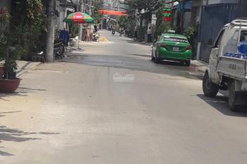 Bán nhà mặt tiền Nguyễn Thị Na nhựa thông 12m, DT 136.4m2 thổ cư full, giá bán 3,8 tỷ bao sang tên