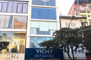 Cho thuê nhà mặt phố Xã Đàn: 168m2 x 8 tầng, mặt tiền 10m, có hầm, thông sàn, thang máy, riêng biệt