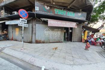 Cho thuê nhà nguyên căn 2 MT đường Xóm Vôi và Nguyễn Trãi, giá 37tr/th