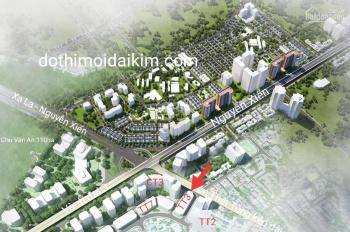 Bán căn góc biệt thự TT3 vip nhất dự án KĐT mới Đại Kim Hacinco Nguyễn Xiển. LH: 0986786568