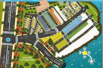 Góc 2 mặt tiền dự án đảo kim cương DT 85.2m2 giá 2.98 tỷ hướng TB, LH 0909573093 Thành Đông