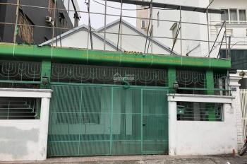 Bán nhà mặt tiền Nguyễn Thị Nhỏ, Q. 11, ngay Cư Xá Lữ Gia DT: 8 x 25m, cấp 4, GPXD: Hầm + 8 lầu