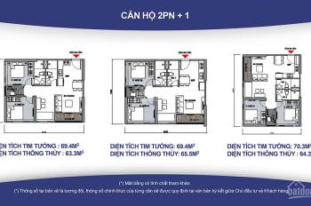 Hot: Độc quyền căn 2PN 2WC rẻ nhất Vinhomes Ocean Park Gia Lâm, chỉ 1.9x tỷ, LH: 0939393630
