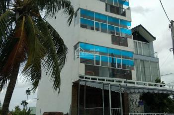 Hàng cho khách chuyên CHDV: Tòa 6 lầu, 6x17, 15 CHDV; 8 tỷ TL MT đường 12m Q12 view sông, villa