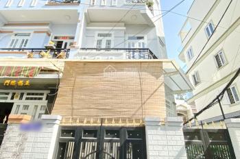 Bán nhà góc 2 mặt tiền hẻm ô tô đường Nguyễn Chế Nghĩa, phường 13, quận 8
