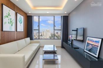 Cho thuê căn hộ 2 phòng ngủ, River Gate, diện tích 75 m2, Bến Vân Đồn, Quận 4, view sông cực đẹp