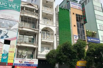 Bán nhà mặt tiền Nguyễn Chí Thanh, Quận 5, 4x28m, 5 lầu đẹp