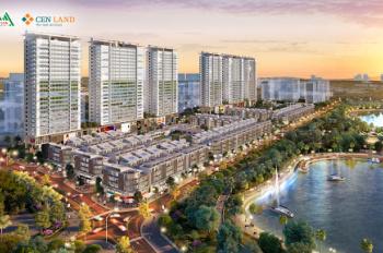 Tổng hợp chuyển nhượng Shophose - LK tại dự án Khai Sơn Town - Long Biên, chỉ 10 tỷ, LH 0907898999