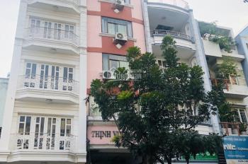 Cho thuê nhà MT Nguyễn Thái Bình P. Nguyễn Thái Bình Q. 1, DT 4x18m, 5 tầng, đoạn đẹp ngay Hàm Nghi