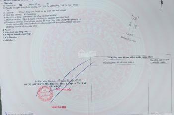Cần bán gấp đất MT đường Tập Đoàn 7 - Hắc Dịch - Phú Mỹ - BRVT. 1.1tỷ/nền