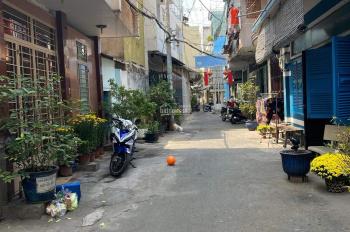 Bán nhà đường Nghĩa Hưng, P6, Tân Bình ngang 6 x 11,5m, nhà cấp 4 tiện xây mới. Giá bán 7 tỷ