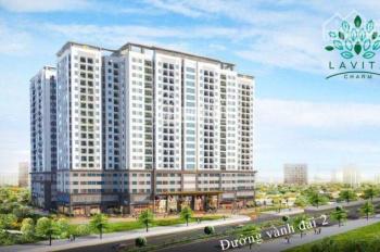 bán căn 2pn view xa lộ hà nội căn góc dự án lavita charm, giá 2ty5 lh 0987842486