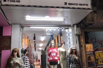 Sang nhượng cửa hàng thời trang 17 Hàng Nón, Hoàn Kiếm