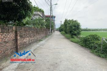 Cần bán gấp 42m2 đất đường ô tô thôn Hoàng Long, Đặng Xá, Gia Lâm. LH 097.141.3456