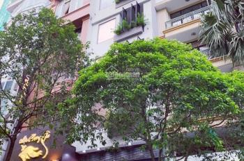 Bán nhà góc 2 mặt đường 43 Thành Thái, quận 10, dt: 4.2x15m, trệt, 4 tầng cực đẹp, chỉ 14.3 tỷ