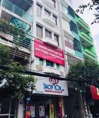 Cho thuê nhà MT Lý Tự Trọng, P. Bến Thành, Quận 1, 4mx20m, 1 trệt 3 lầu, 110 triệu/th