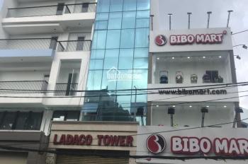Cho thuê nhà mặt tiền 101G Lê Quang Định gần Phan Đăng Lưu, Bình Thạnh 4.5x20m nhà 3 lầu