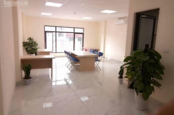 Cho thuê sàn văn phòng 151 Vương Thừa Vũ, tòa nhà 8 tầng, DT 50m2