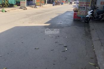 Bán nhà ki ốt 2 mặt tiền sát chợ Đông Phú A, Bình Chuẩn Thuận An Bình Dương. LH 0961410279