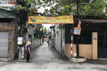 Bán đất ngõ 149 Trung Hành, Đằng Lâm, Hải An, Hải Phòng