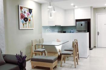 Cơ hội thuê CHCC Gold View với giá rẻ: 2PN, 2WC, full nội thất - 80m2. Giá thuê chỉ 18 tr/th