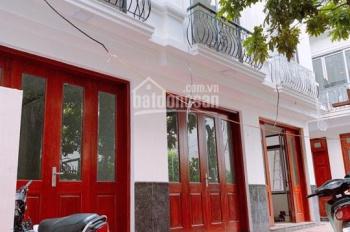 Bán nhà đẹp 2 mặt thoáng tại Gia Quất - Thượng Thanh 30m2 x 5 tầng ngõ 6m trước nhà, giá 2,45 tỷ