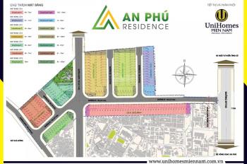 Cơ hội vàng cho nhà đầu tư, đất nền ngay TT Thuận An, LH: 0909 820 387
