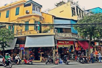 Cho thuê mặt bằng kinh doanh ở ngay Hàm Cá Mập phố Lương Văn Can 60m2 MT 5,5m, 40tr/th, 0338998398