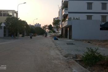 Bán lô đất 2 mặt tiền đường nhựa 18m, 128m2, sổ hồng riêng, thổ cư 100%, xây dựng tự do: 0985199941