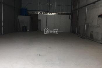 Chính chủ cho thuê nhà xưởng KCN Quế Võ 180m2, giá 10tr/tháng