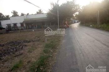 Bán mảnh đất mặt tiền ngay xã Long Vĩnh, Gò Công Tây, Tiền Giang