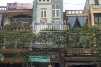 Cho thuê nhà mặt phố Nguyễn Văn Huyên - 30m2 x 3T, MT 5m. Giá thuê 45 tr/th KD mọi mô hình